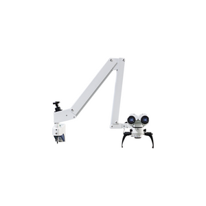 6X/10X/16X LED Coaxial Reflection Light Pneumatic Arm Binocular Parallel Multiple Power Operation Surgical Microscope(Without Base) SM51011123