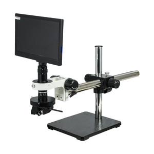 0.225-1.875X 2.0 Megapixels CMOS Boom Stand 3D Video Zoom Microscope MZ02370342