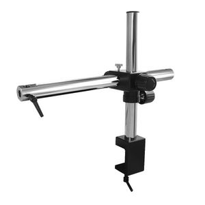 Microscope Boom Stand with Clamp, Single Arm, Heavy Duty ST02051201