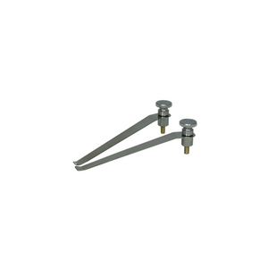 Microscope Stage Clips (Pair)