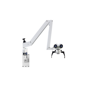 6X/10X/16X LED Coaxial Reflection Light Pneumatic Arm Binocular Parallel Multiple Power Operation Surgical Microscope SM51010126