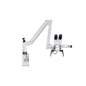 6X/10X/16X LED Coaxial Reflection Light Pneumatic Arm Trinocular Parallel Multiple Power Operation Surgical Microscope SM51010136