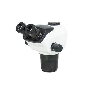 6.5-53X Zoom Ratio 1:8.1 Eyepiece Field of View Dia. 24mm Objective Working Distance 110mm 6.5-53X Binocular Zoom Body SZ27021321