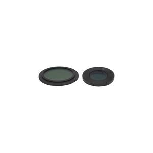 Simple Rotating Polarizer & Analyzer Kit for Compound Microscopes