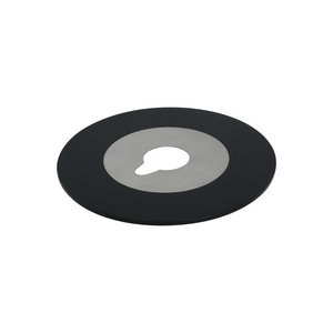 Microscope Stage Insert Plate, Metal Dia. 110mm for Inverted Compound Fluorescence Microscopes