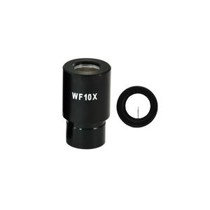WF 10X Widefield Microscope Eyepiece with Pointer, 23.2mm, FOV 18mm (One) BM04012251