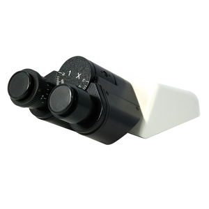 Compound Microscope Eyepiece Body Tube, Binocular, Finite, Eyetube Angle 30 Degrees, BM13031221