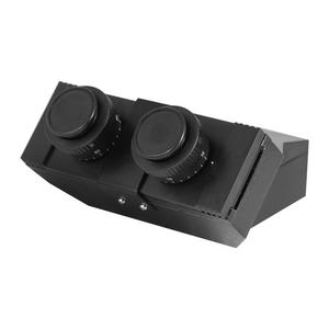 Compound Microscope Eyepiece Body Tube, Binocular, Finite, Eyetube Angle 45 Degrees, BM13041221