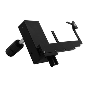 Attachable Microscope Mechanical Stage XY Translation + Slide Holder for Inverted Compound Microscopes
