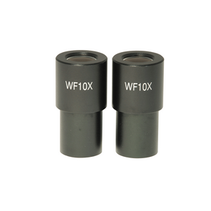 WF 10X Widefield Microscope Eyepieces, 23.2mm, FOV 18mm (Pair) BM14012211