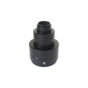 Olympus Compatible 1X Adjustable Microscope Camera Coupler C-Mount Adapter 42mm