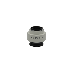 Zeiss Compatible 0.63X Microscope Camera Coupler C-Mount Adapter 30mm