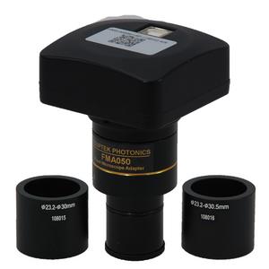 10MP USB 3.0 CMOS Color Digital Microscope Eyepiece Camera + Full HD Video Capture 24.5fps + Measurement, Calibration Function for Windows XP/Vista/7/8/10