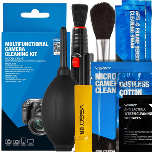 VSGO Multifunctional Camera Cleaning Kit DKL-6