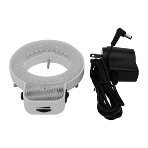 64 LED Microscope Ring Light Diameter 61mm 4W, White