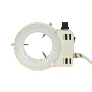 56 LED Microscope Ring Light Diameter 64mm 5W, Frosted