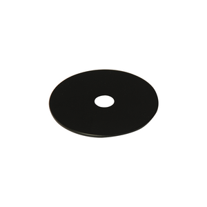 Microscope Stage Insert Plate (Round) 12mm Opening for Metallurgical Microscopes