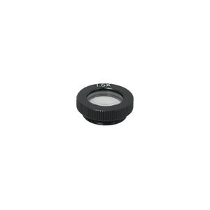 1.5X Semi-Plan Achromatic Microscope Objective Lens Working Distance 60.9mm