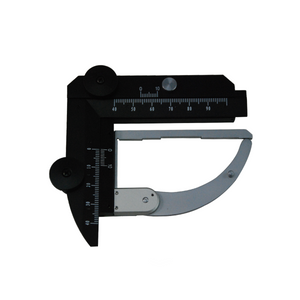 Attachable Graduated Microscope Mechanical Stage XY Translation Measurement Calipers