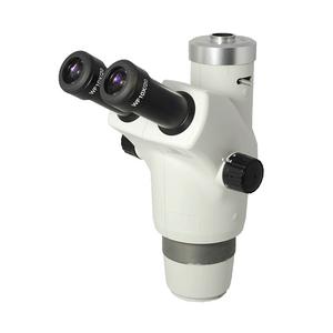 6-50X Zoom Stereo Microscope Head, Trinocular, Field of View 23mm Working Distance 115mm SZ04031131