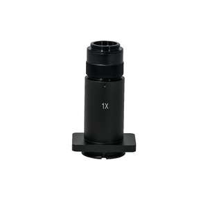 1X Adjustable Microscope Camera Coupler C-Mount Adapter 38mm SZ05016151
