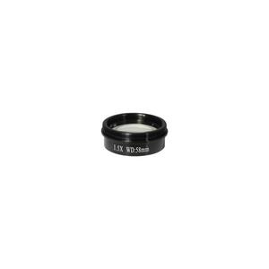 MZ07014511 BoliOptics 1.5X Auxiliary Objective Barlow Lens for MZ0701 Video Zoom Microscope 25mm