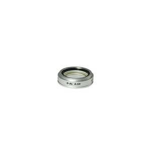 0.5X Auxiliary Objective Barlow Lens for SZ1701 Zoom Stereo Microscope (55mm)