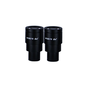 WF 25X Widefield Microscope Eyepieces, High Eyepoint, 30mm, FOV 10mm (Pair)