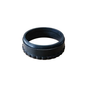Microscope Ring Light Adapter for Stereo Microscopes, 52mm Thread (No Cover Glass)