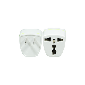 Universal to US 2 Pin Plug Power Adapter AC Travel Socket Converter 250V 10A