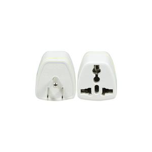 Universal to US 3 Pin Plug Power Adapter AC Travel Socket Converter 250V 10A