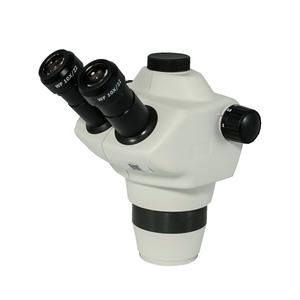 8-50X Zoom Stereo Microscope Head, Trinocular, Field of View 22mm Working Distance 115mm SZ17011141