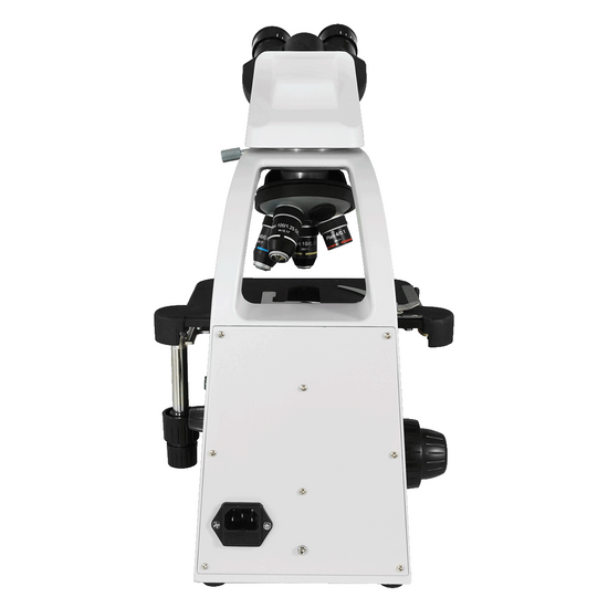 40X-1000X Biological Compound Laboratory Microscope, Binocular, LED Light, 10X Adjustable Eyepieces