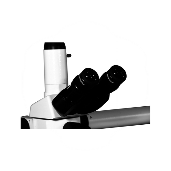 40X-1000X Five Head Multiview Teaching Biological Compound Microscope, Trinocular, LED Light