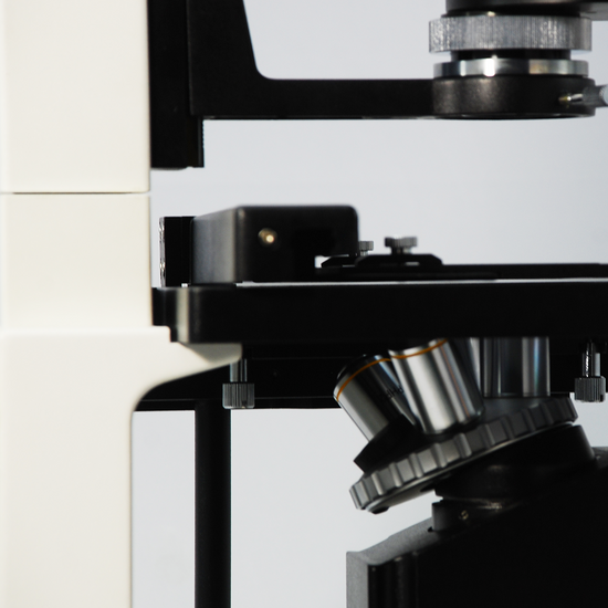 100X-400X Inverted Biological Compound Laboratory Microscope, Trinocular, Long Working Distance