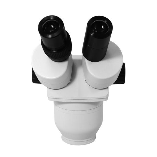 10X/30X Dual Power Stereo Microscope Head, Binocular, Focusable Eyepiece FS08011122