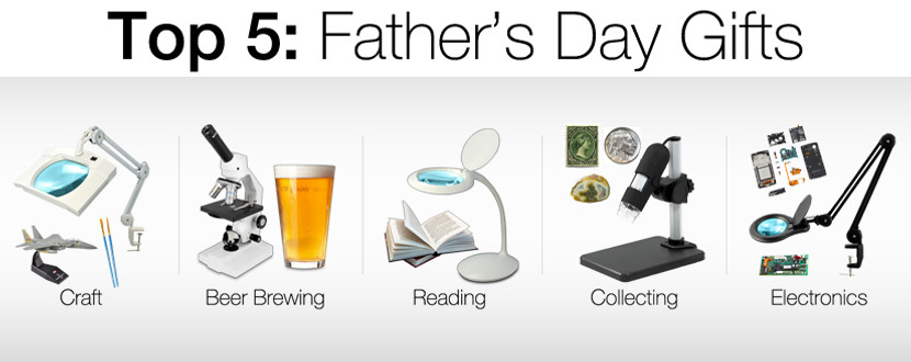 Father's Day Gift Ideas - Cool Presents for Dad