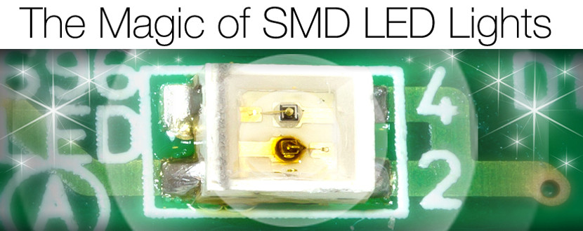 What are SMD LED Lights?