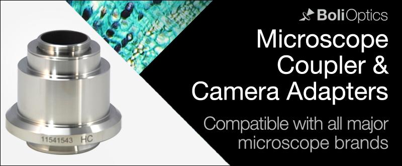 microscope-couplers-camera-adapters