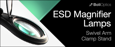 ESD-Magnifier Lamp - Magnifying Light