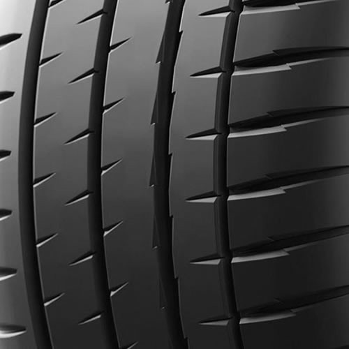 Michelin Pilot Sport 4 S Performance 255/30ZR19XL - MIC38029