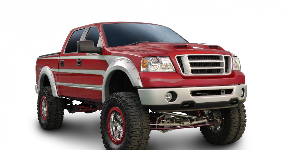THE PERFECT FATHER'S DAY GIFT: A LIFT KIT FOR HIS TRUCK