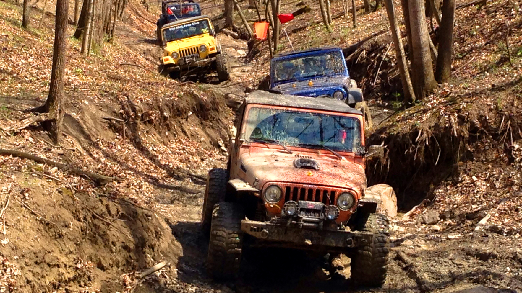 THE BEST DESTINATIONS FOR OFF-ROADING