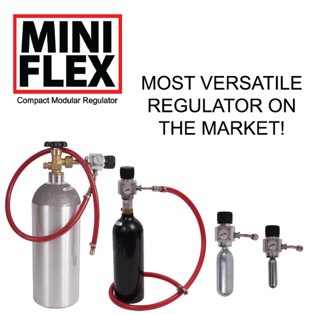 Mini Flex - Compact Modular Regulator