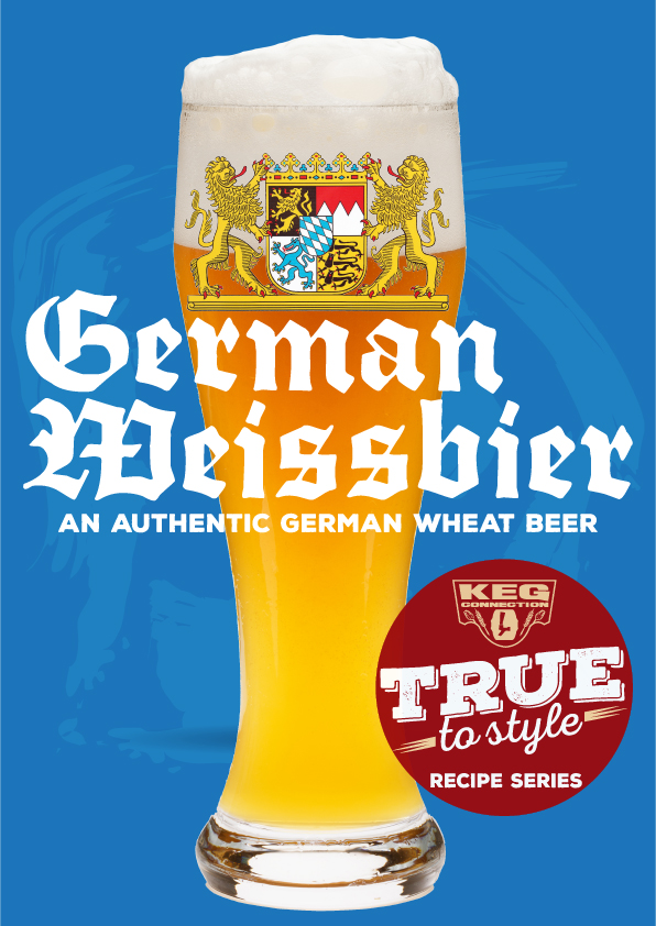 German Weissbier All-Grain Recipe Kit