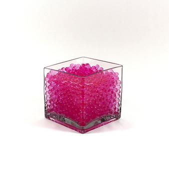 JDPK01 Jelly Decor -  Pink, Small  (1 bag)