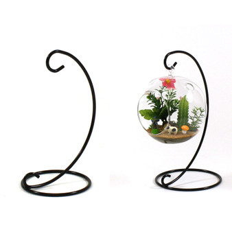 "META002 Medium Metal Terrarium Hanger - 11.5""  (1 pc)"