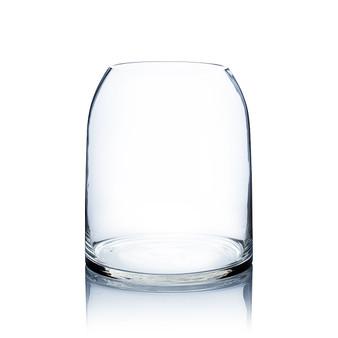 """VBC1012 Dome Bowl Vase. H: 11.5"""" (4 pcs)"""