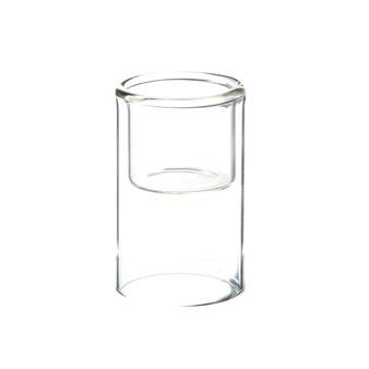 """VCH0204 Cylinder Candle Holder - 4"""" (6 pcs)"""