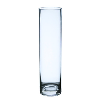 "VCY0208 Cylinder Glass Vase - 2""x8"" (24 PCS)"